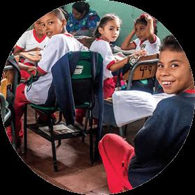 Más educación Fundación Oromolido Fredonia Antioquia Colombia